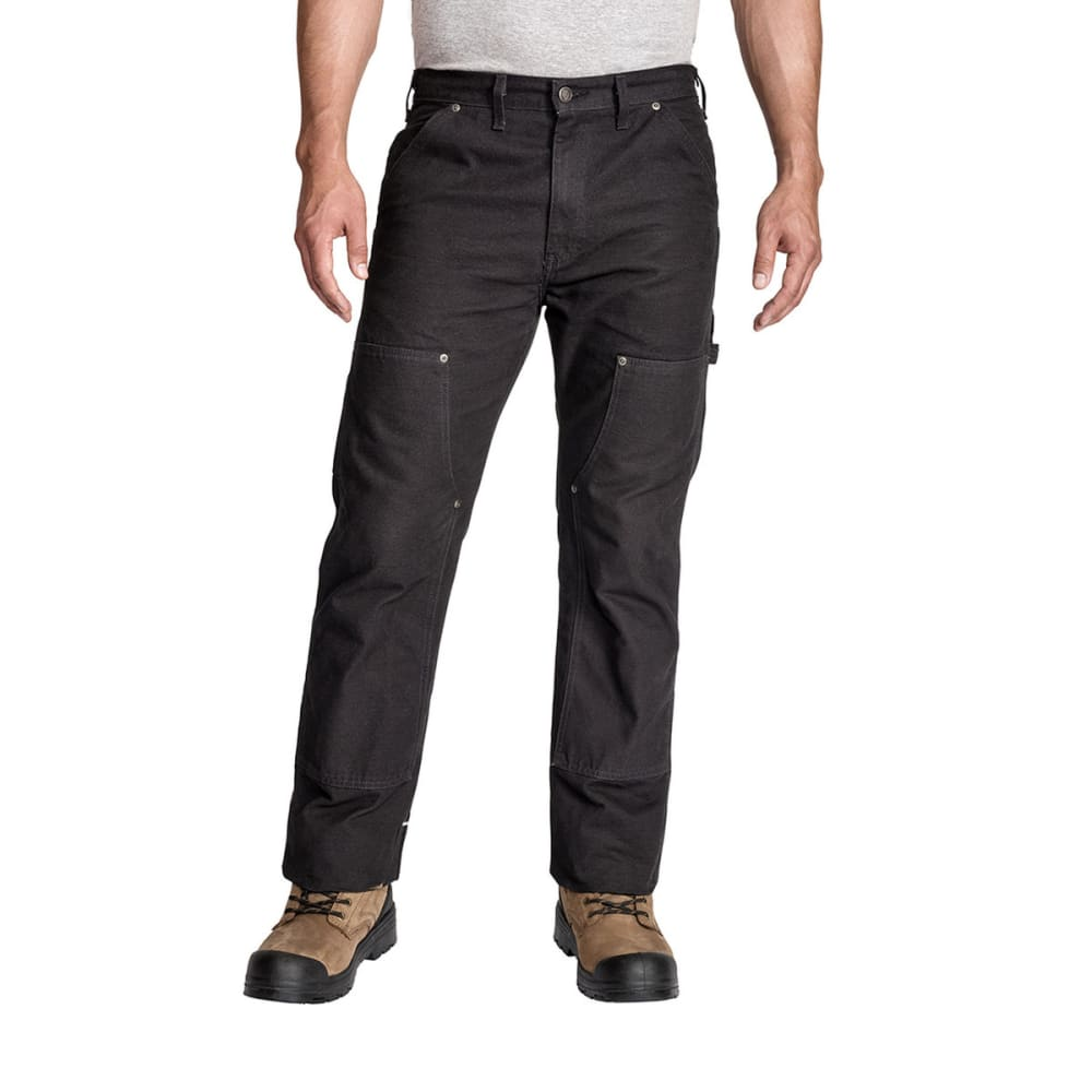 DICKIES Men's Relaxed Fit Straight Leg Double Front Duck Work Pant 30/30