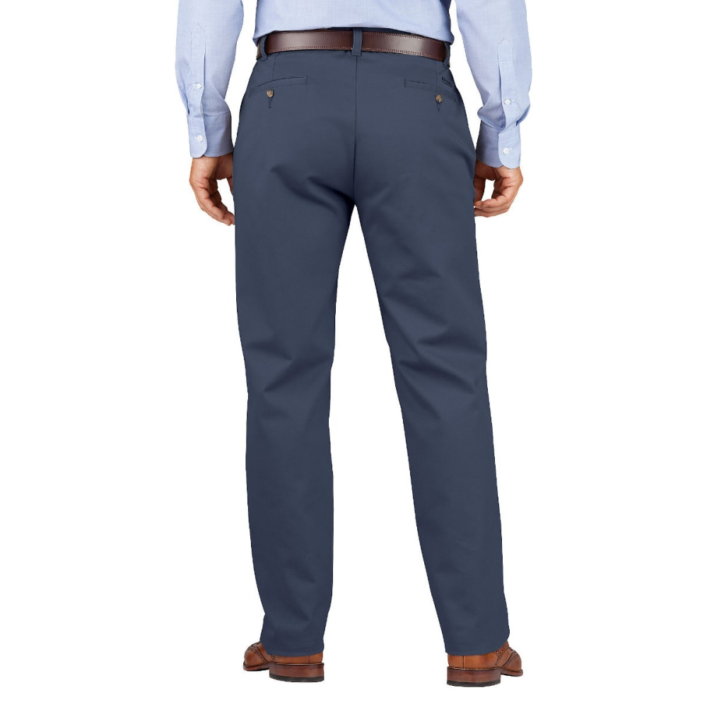 DICKIES Men's Dickies KHAKI Relaxed Fit Tapered Leg Comfort Waist Pant - RNSD DK NAVY-RDN