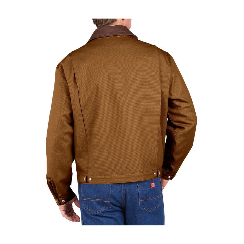 DICKIES Men's Duck Blanket Lined Jacket - BROWN DUCK-BD