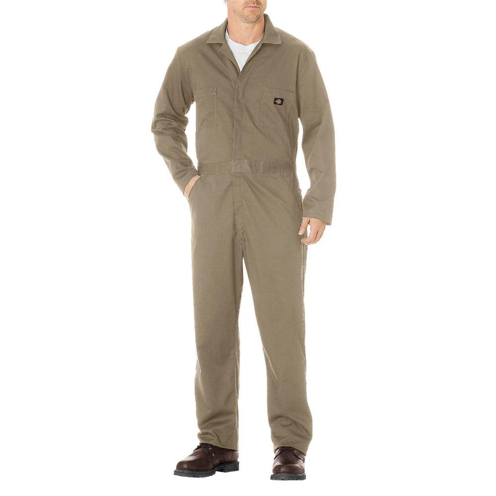 DICKIES Men's Basic Cotton Coverall - KHAKI-KH