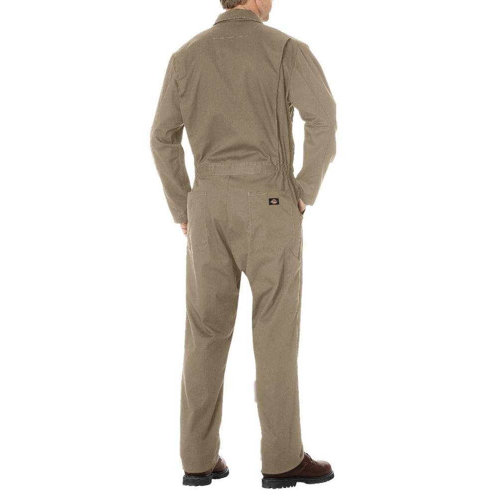 DICKIES Men's Basic Cotton Coverall, Extended Sizes - KHAKI-KH