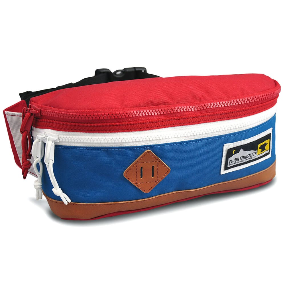 MOUNTAINSMITH Trippin' Fanny Pack - GLACIER BLUE