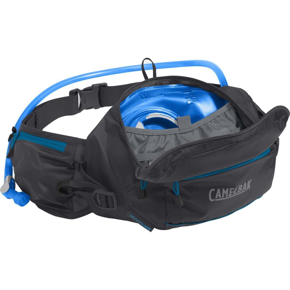 CAMELBAK Vantage LR Hydration Belt - CHARCOAL/GRECIAN BLU