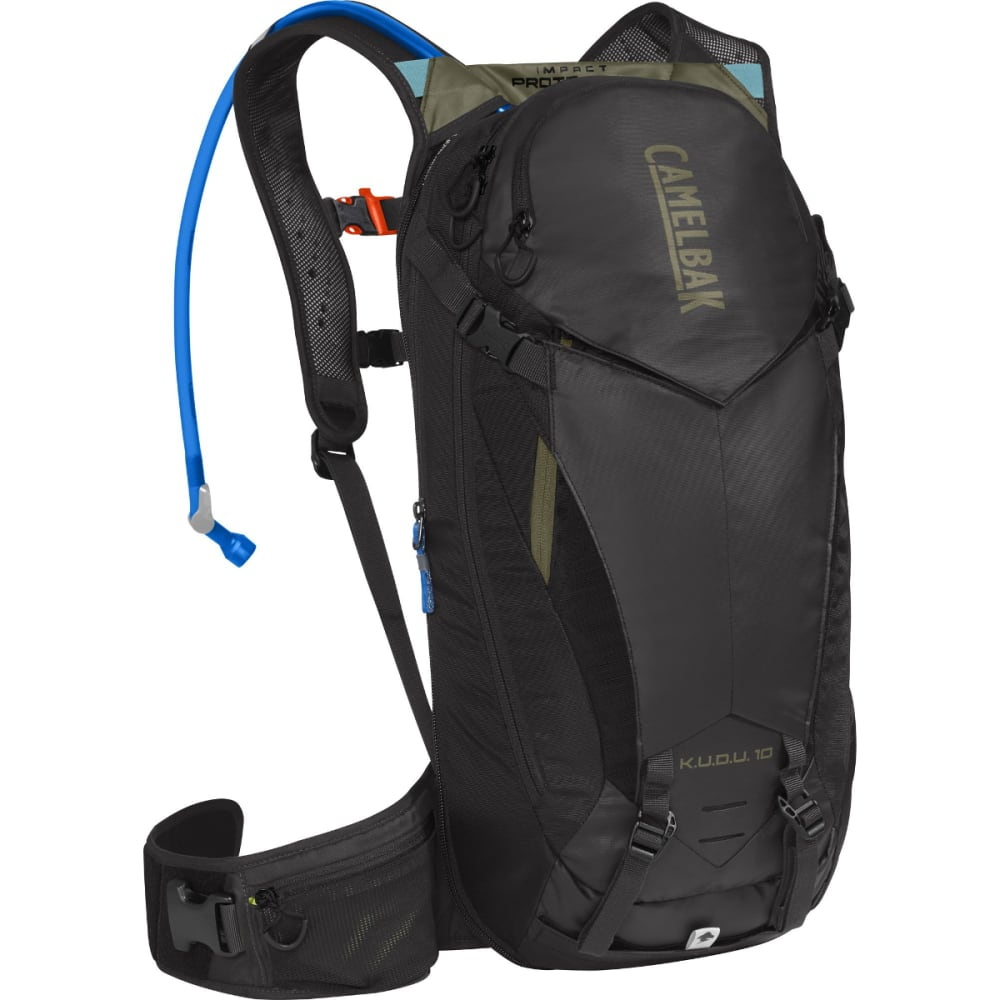 CAMELBAK K.U.D.U. Protector 10 Hydration Pack - BLACK/BURNT OLIVE
