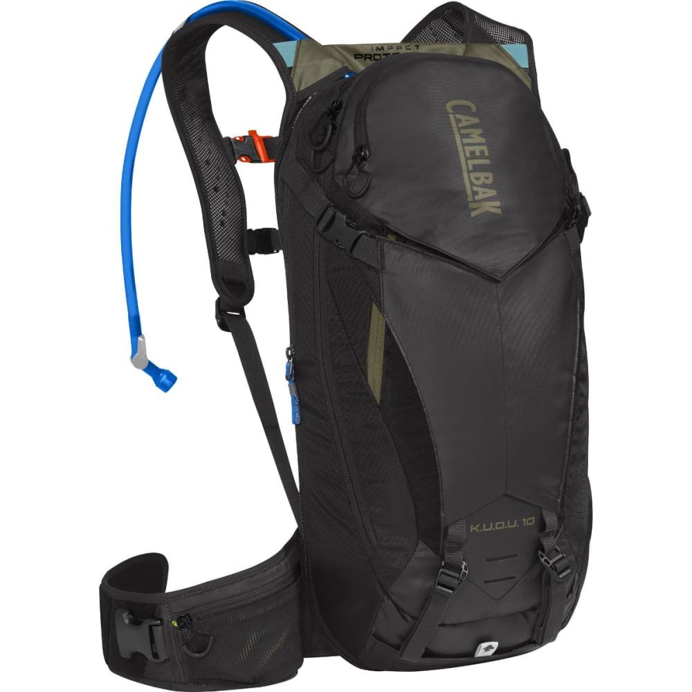 CAMELBAK K.U.D.U. Protector 10 Hydration Pack - BLACK/BURNT OLIVE