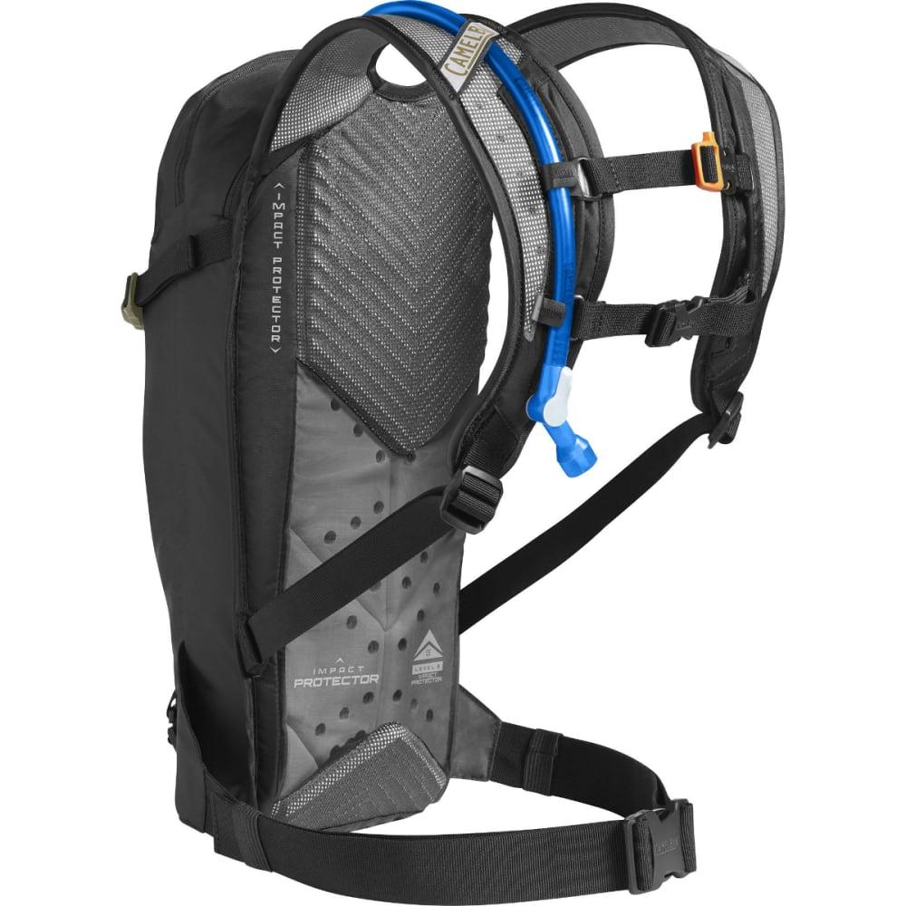 CAMELBAK T.O.R.O 8 Hydration Pack - BLACK/BURNT OLIVE