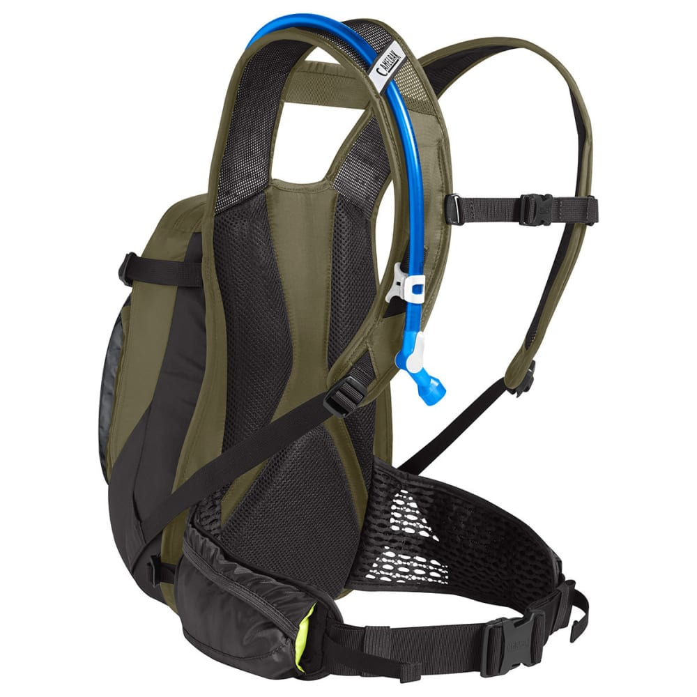 CAMELBAK Skyline LR 10 Hydration Pack - BURNT OLIVE/LIME PUN