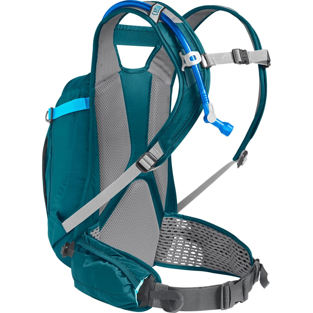 CAMELBAK Women's Solstice LR 10 Hydration Pack - DRAGON TEAL/LAKE BLU