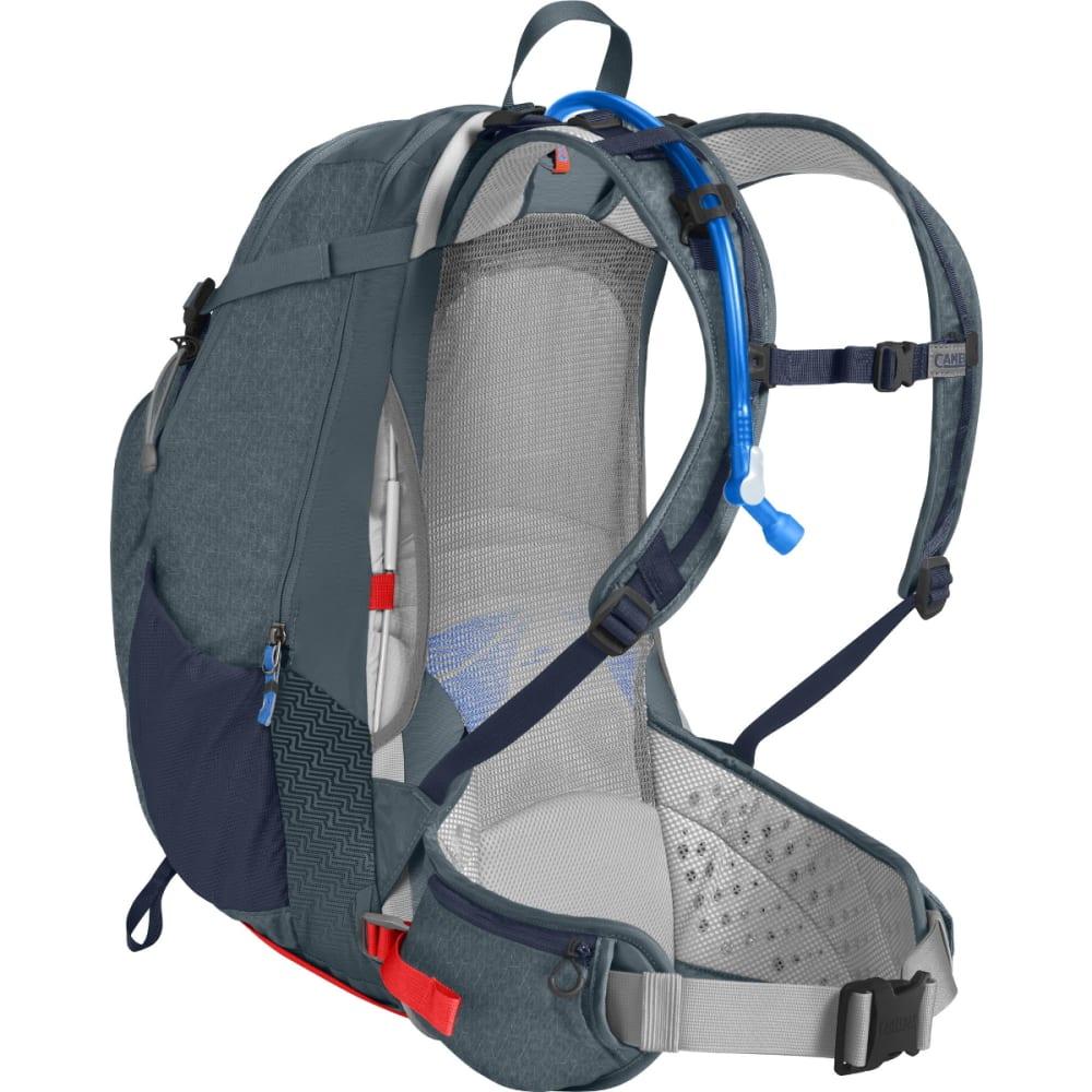 CAMELBAK Franconia™ LR 24 Hydration Pack - DARK SLATE/FIERY RED