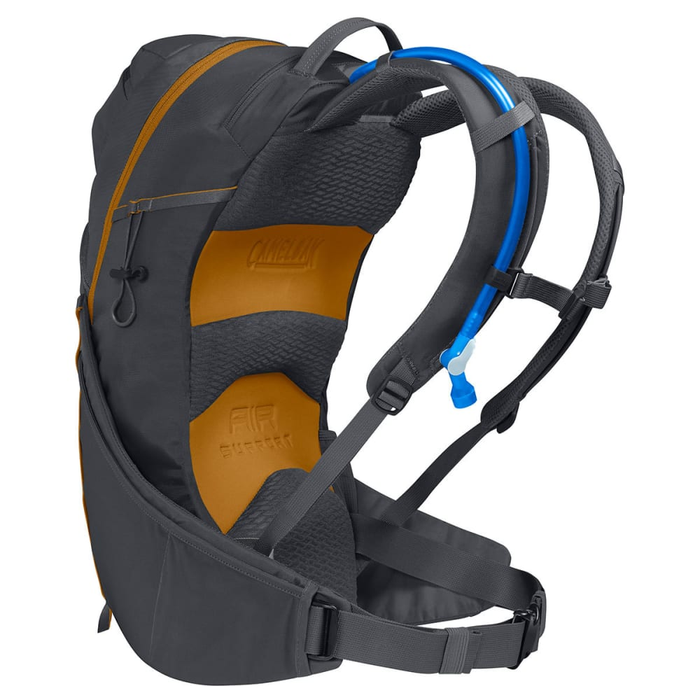 CAMELBAK Fourteener 20 Hydration Pack - CHARCOAL/RUST ORANGE