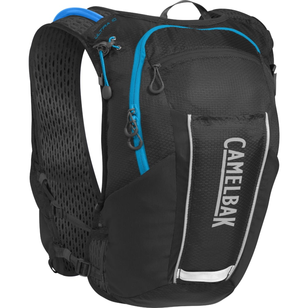 CAMELBAK Ultra 10 Vest Hydration Pack - BLACK/ATOMIC BLUE