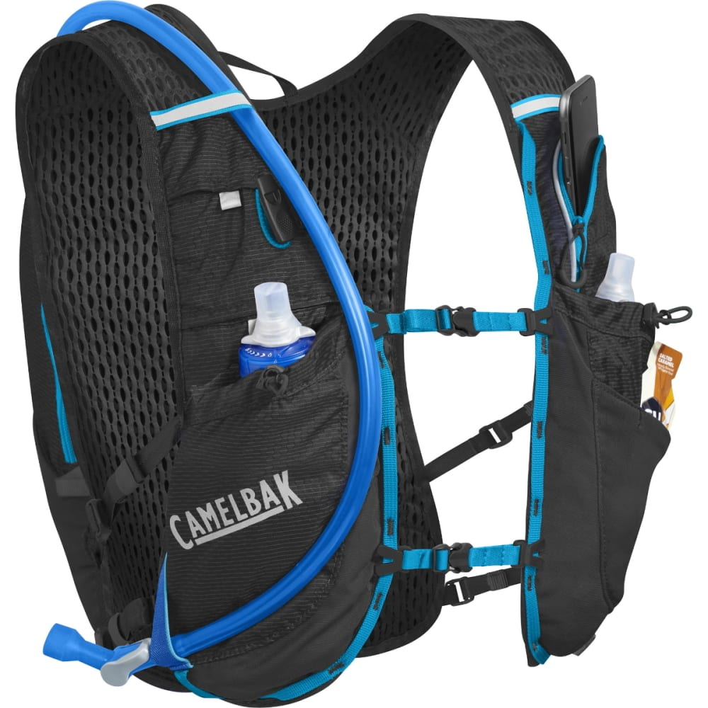 CAMELBAK Ultra™ 10 Vest Hydration Pack - BLACK/ATOMIC BLUE