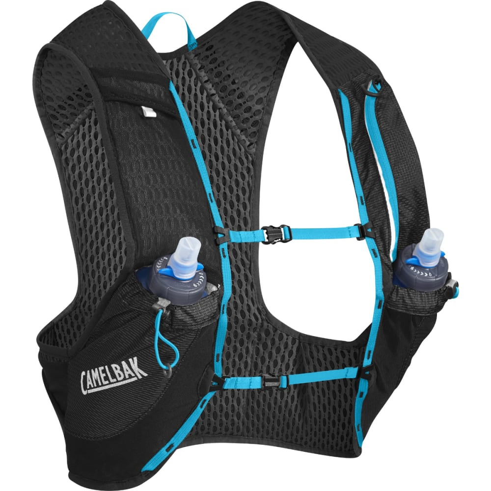CAMELBAK NANO Vest Hydration Pack - BLACK/ATOMIC BLUE