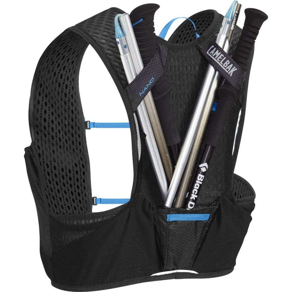 CAMELBAK NANO Vest Hydration Pack - BLACK/ATOMIC BLUE