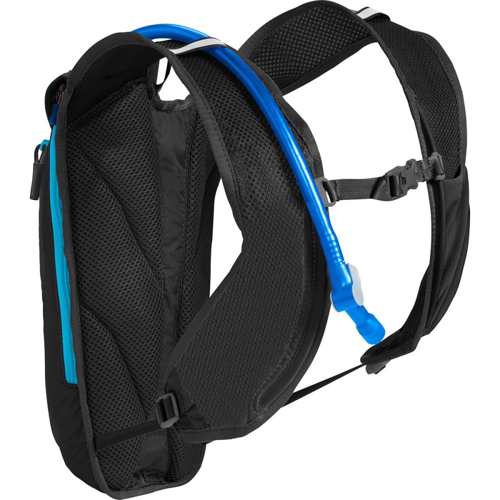 CAMEKBAK Octane Dart Hydration Pack - BLACK/ATOMIC BLUE