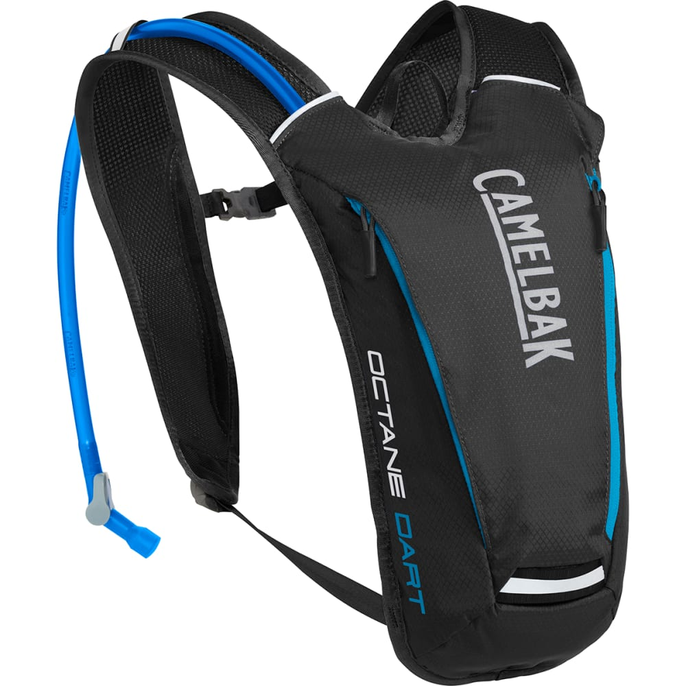 CAMEKBAK Octane Dart Hydration Pack - BLACK/ATOMIC BLUE