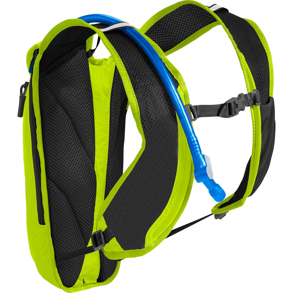 CAMEKBAK Octane Dart Hydration Pack - LIME PUNCH/BLACK