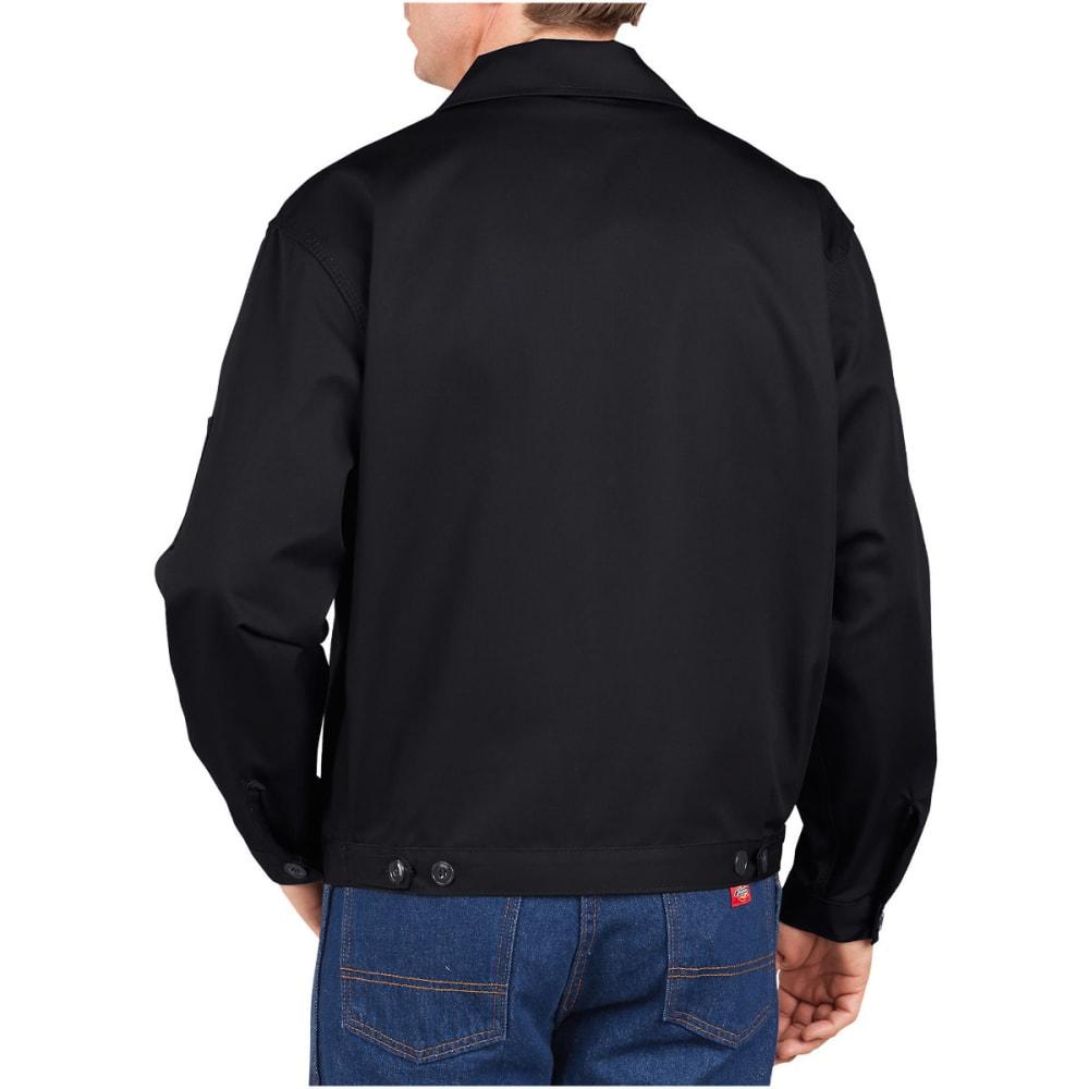DICKIES Men's Unlined Eisenhower Jacket - BLACK-BK