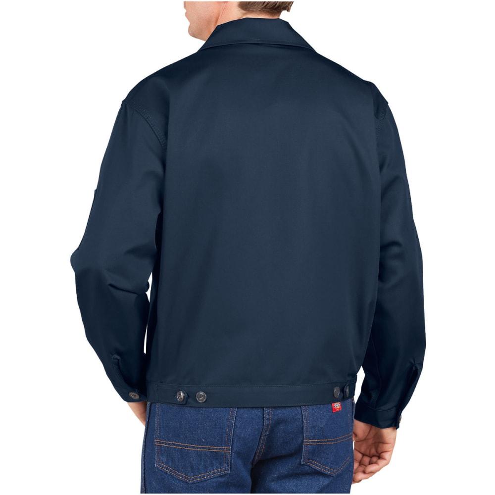 DICKIES Men's Unlined Eisenhower Jacket - DARK NAVY-DN