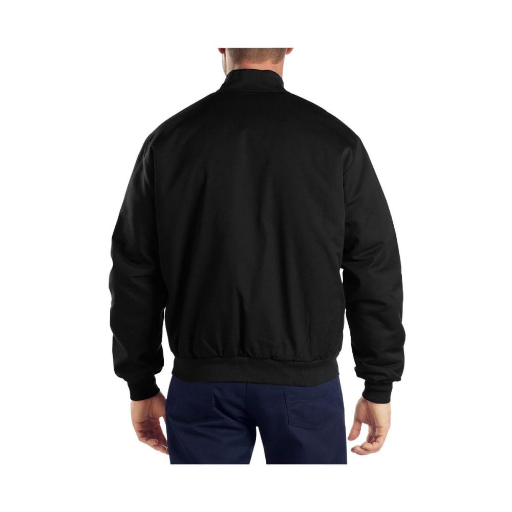 DICKIES Men's Lined Team Jacket - BLACK-BK