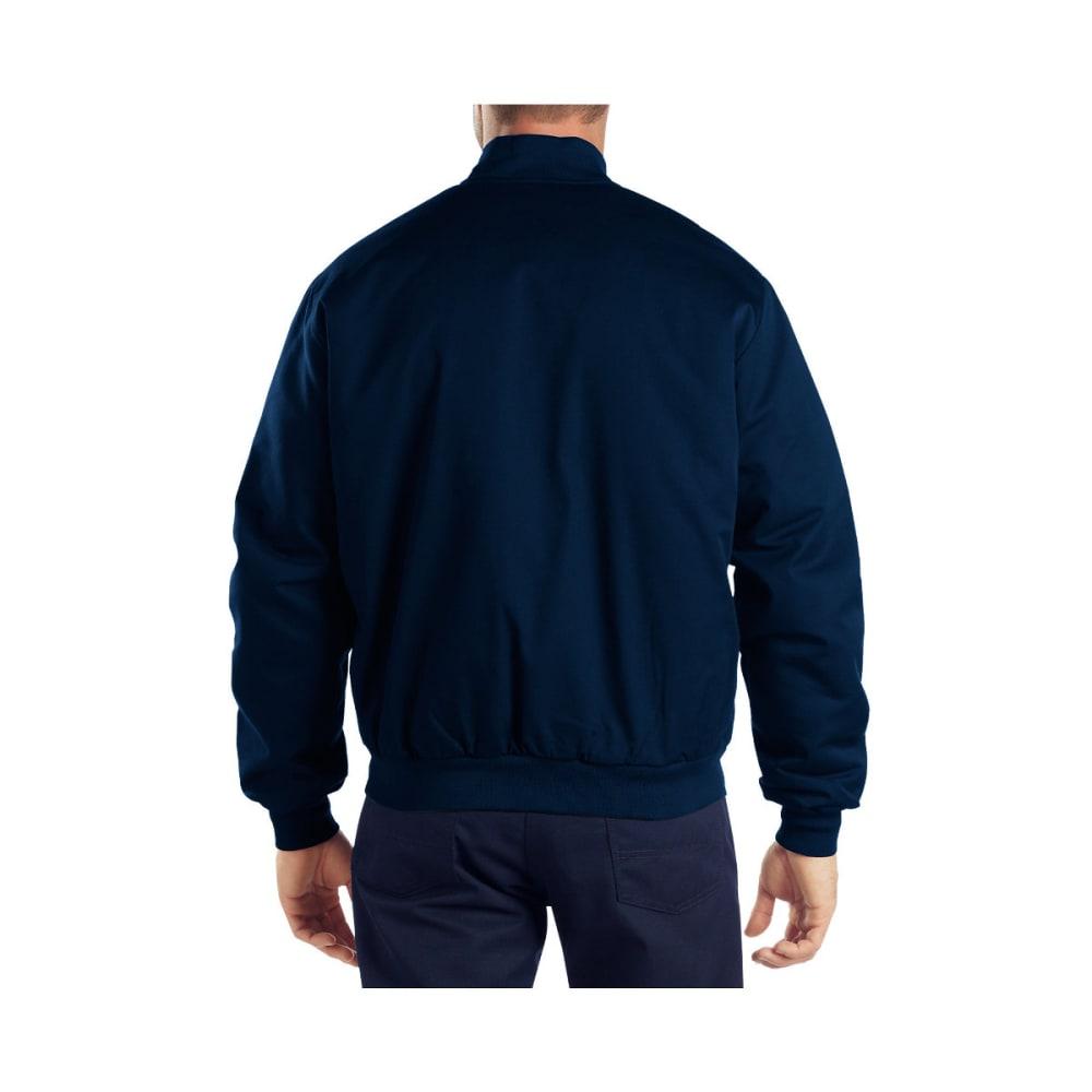 DICKIES Men's Lined Team Jacket - DARK NAVY-DN