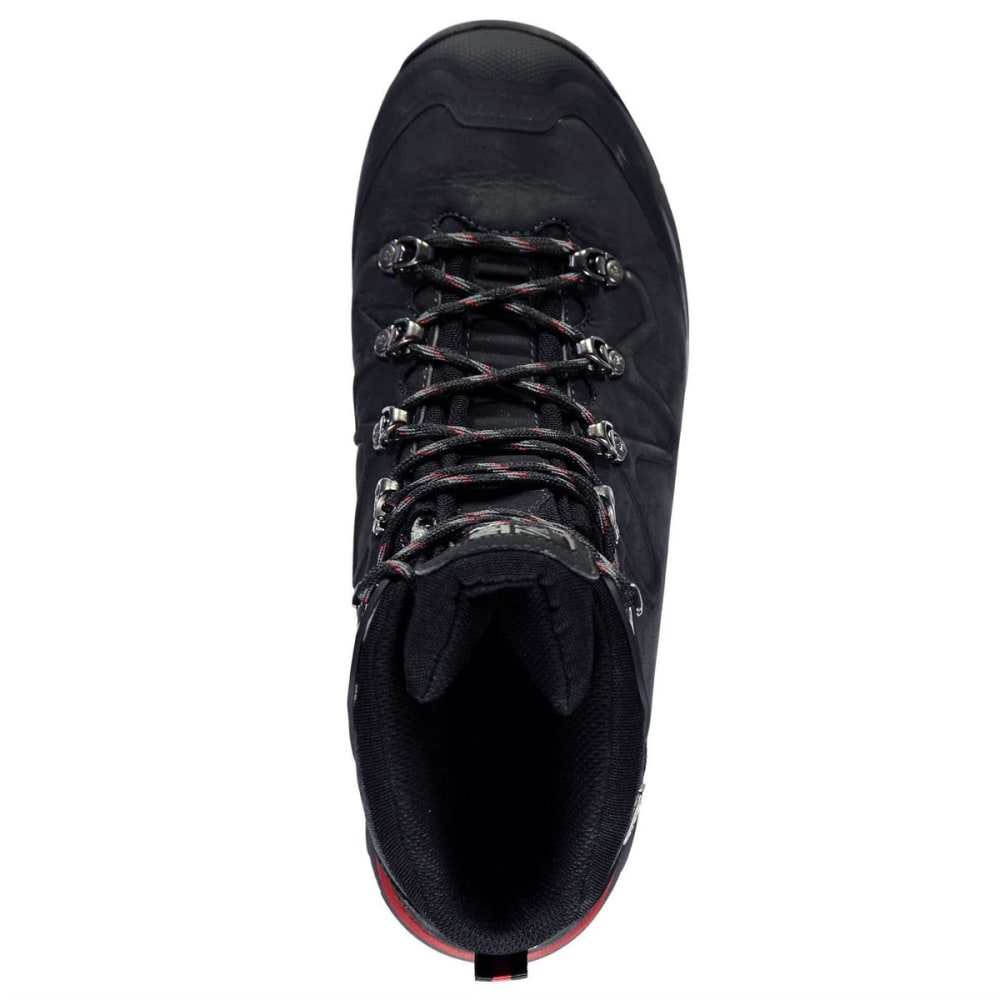 KARRIMOR Men's Cheetah Waterproof Mid Hiking Boots - CHARCOAL