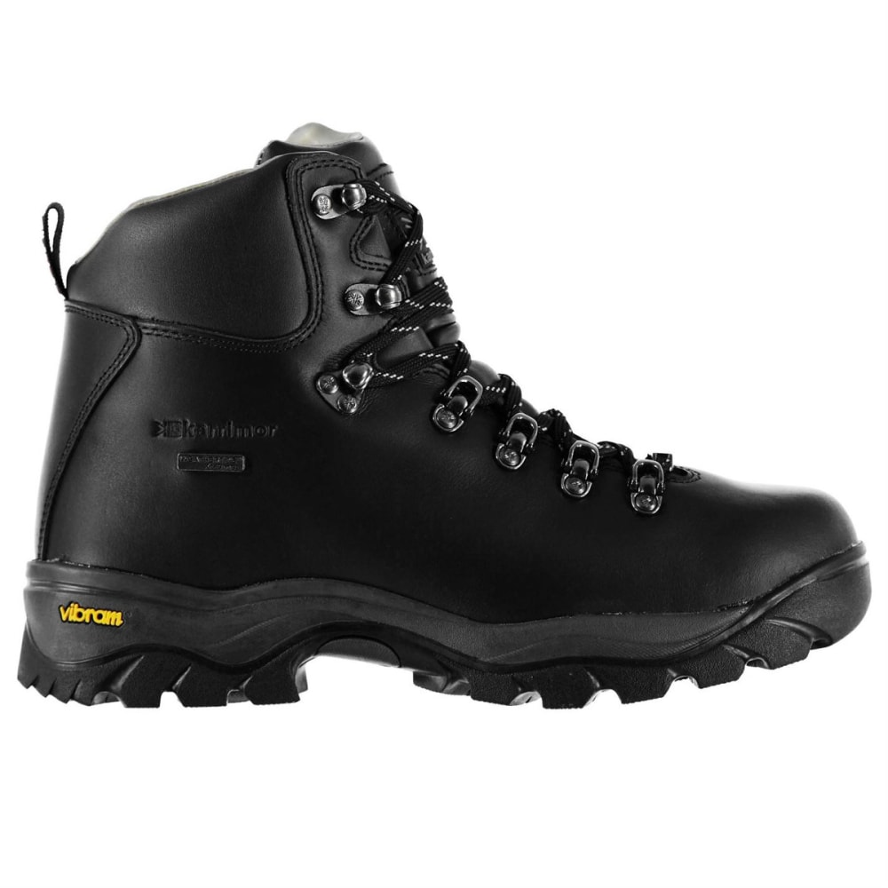 Karrimor Men's Orkney Mid Waterproof Hiking Boots - Brown