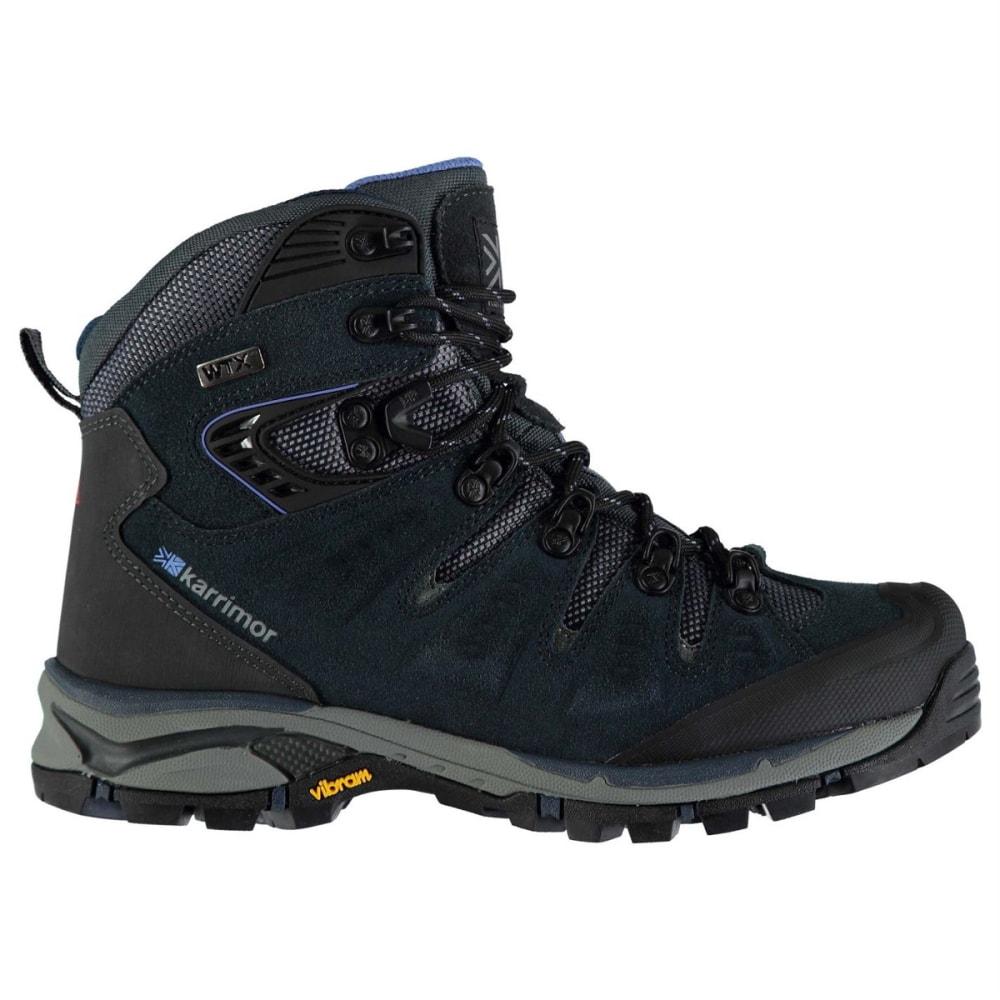 KARRIMOR Women's Leopard Waterproof Mid Hiking Boots 6