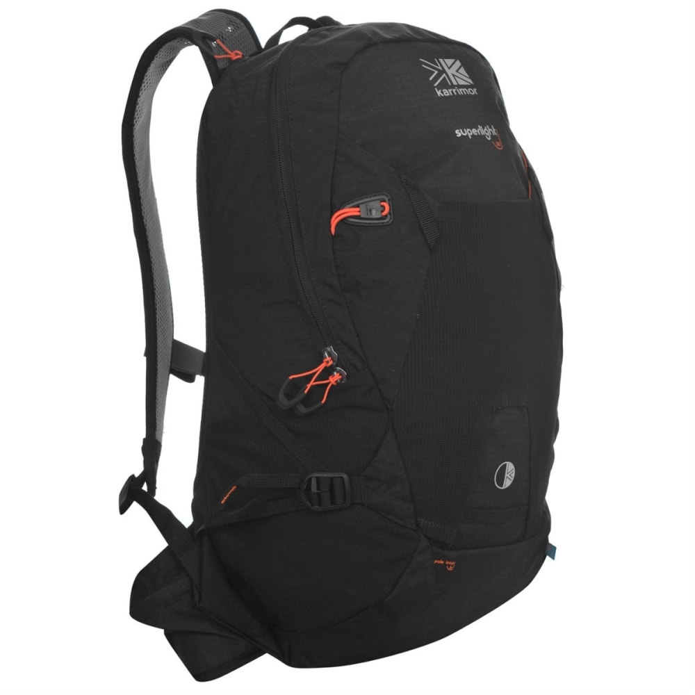 KARRIMOR Superlight 20 Backpack - BLACK