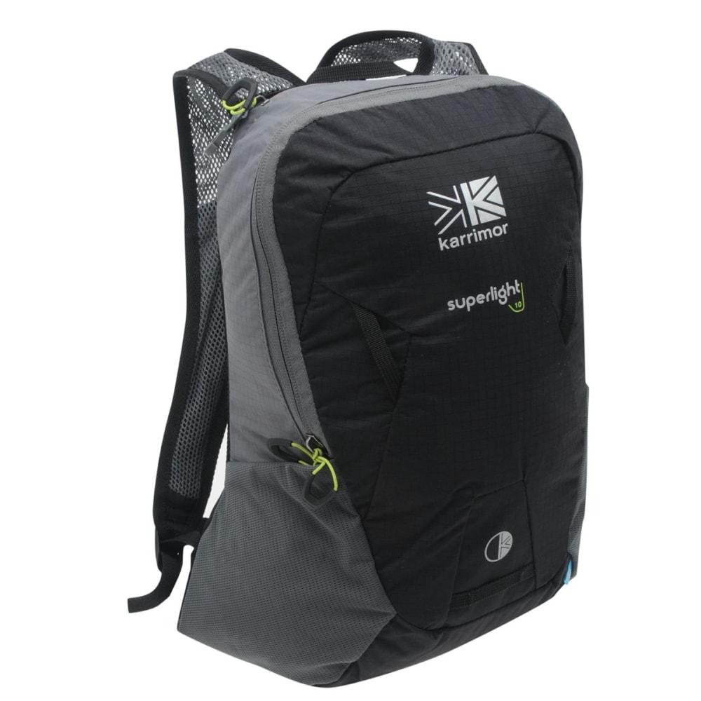 KARRIMOR Superlite 10 Backpack - BLACK