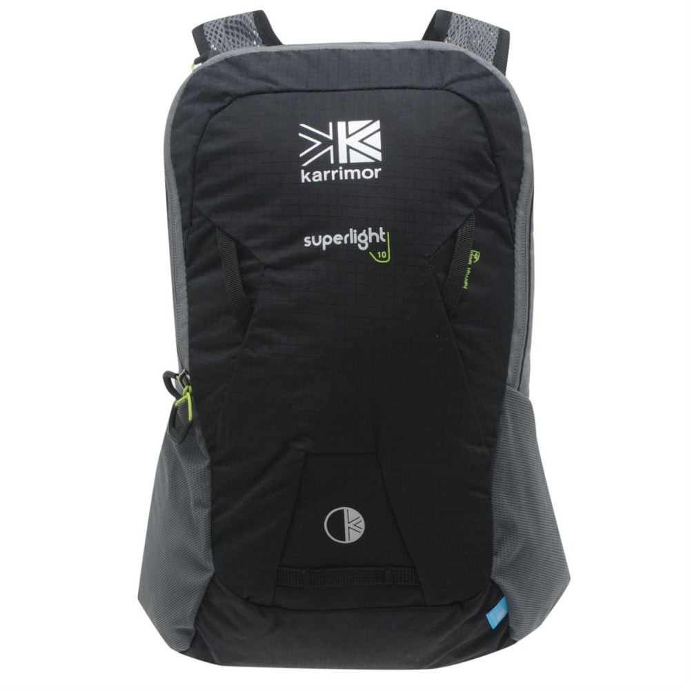 KARRIMOR Superlite 10 Backpack - BLACK