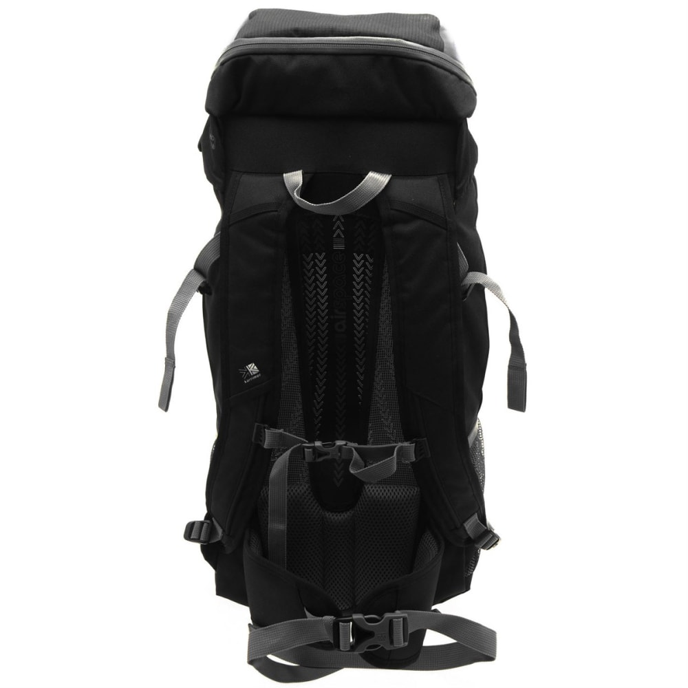 KARRIMOR Airspace 35+5 Pack - BLACK/CHARCOAL