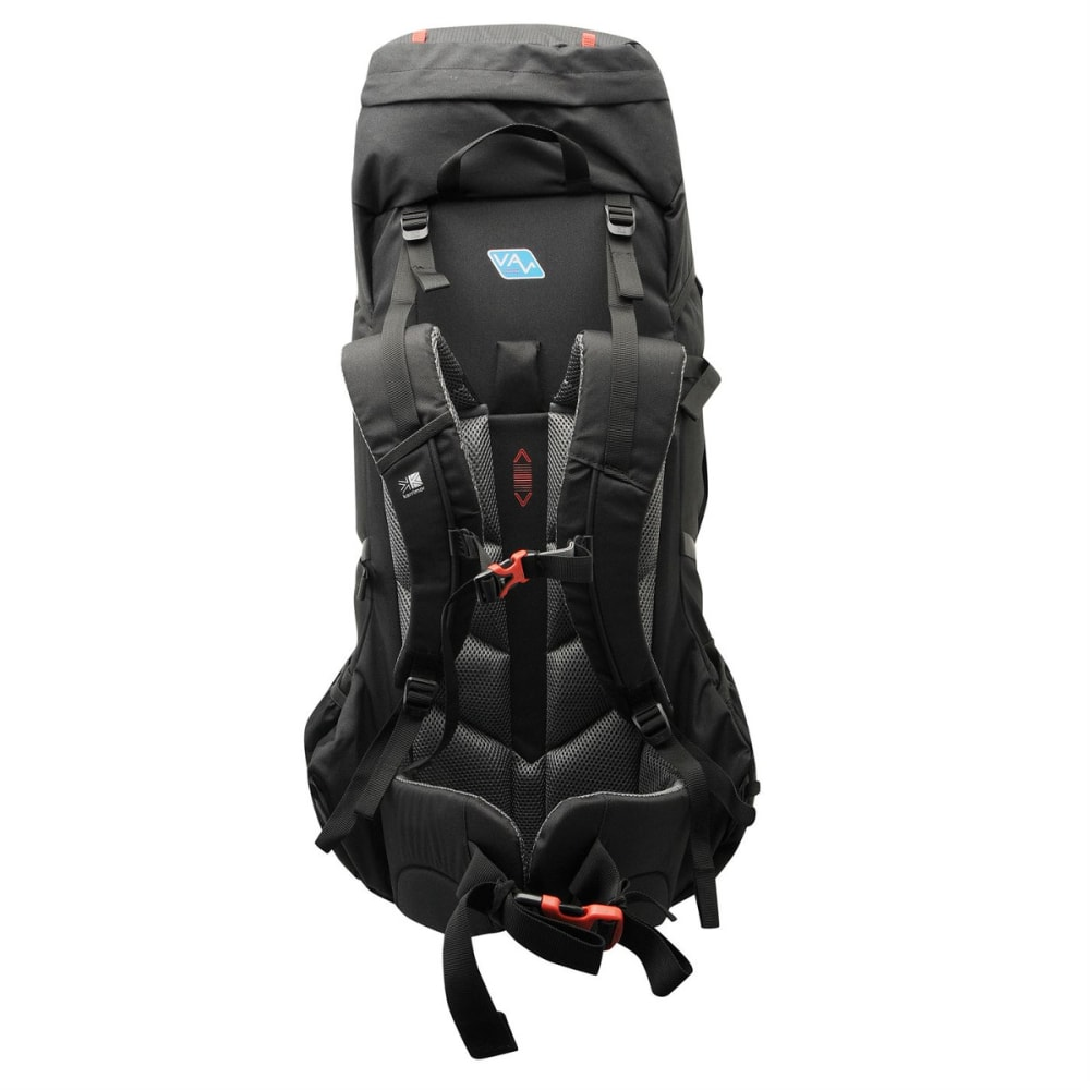 KARRIMOR Leopard 65 Pack - BLACK/RED