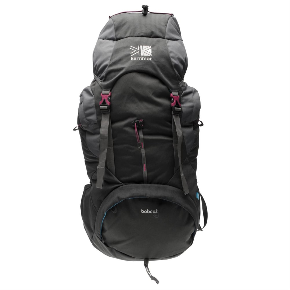 KARRIMOR Bobcat 65 Pack - GREY/PINK
