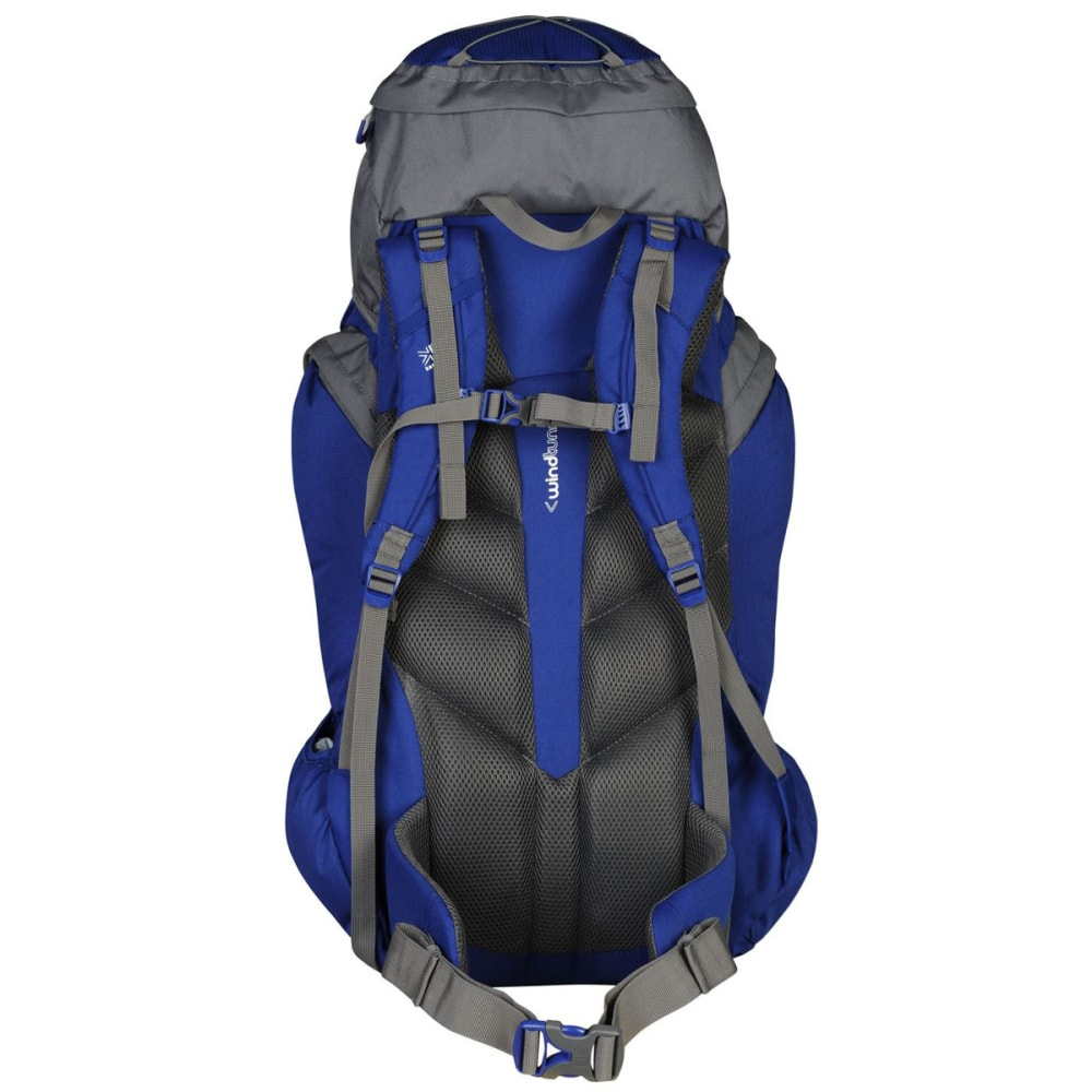 KARRIMOR Bobcat 65 Pack - Blue/Steel