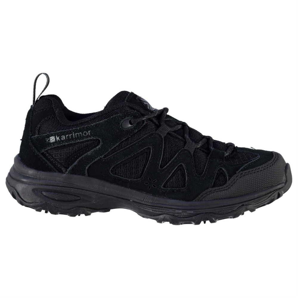 KARRIMOR Women's Border Hiking Shoes - BLACK