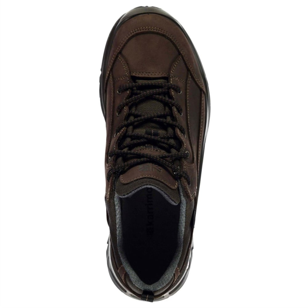 KARRIMOR Men's Brecon Low Hiking Shoes - BROWN