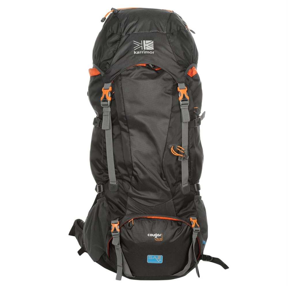 KARRIMOR Cougar 60+15 Pack - AtmosGrey