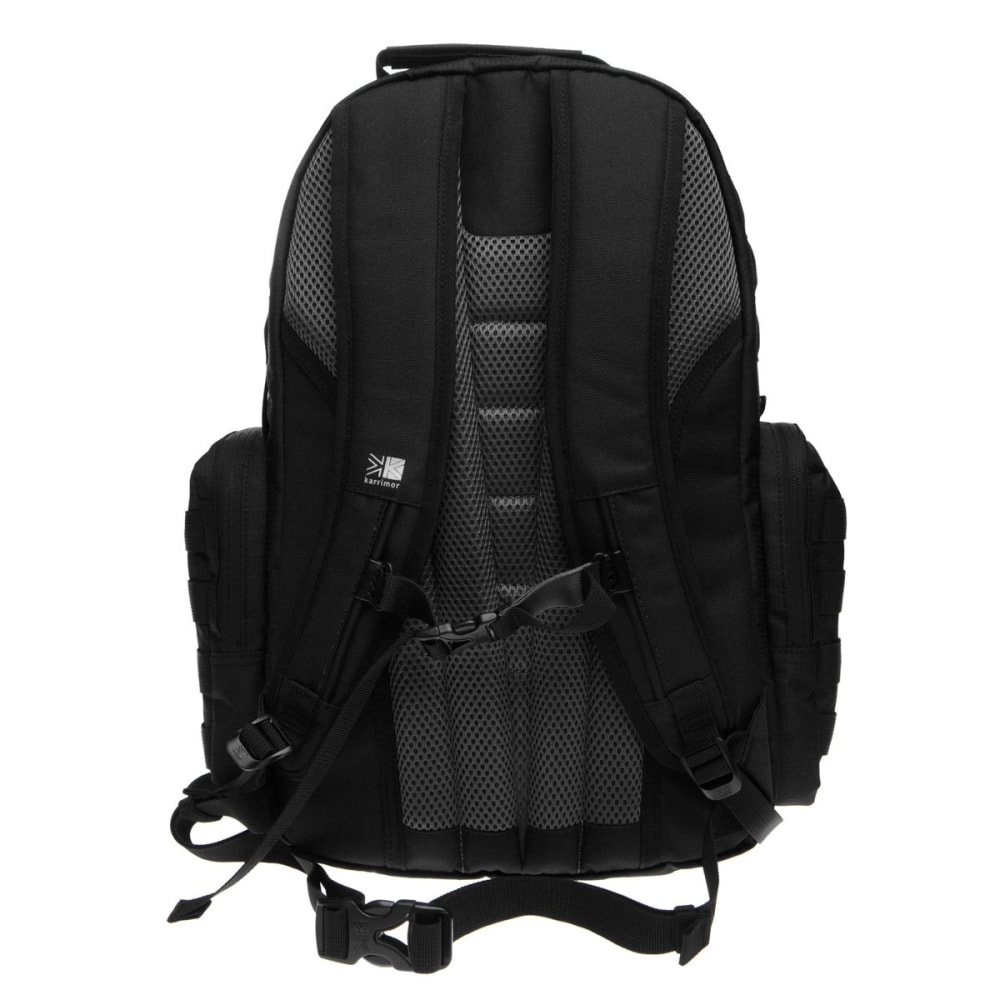 KARRIMOR Covert Backpack - BLACK