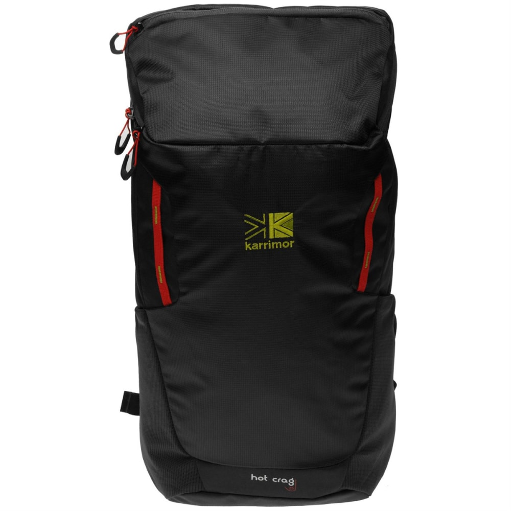 KARRIMOR Hot Crag Backpack - ASPHALT