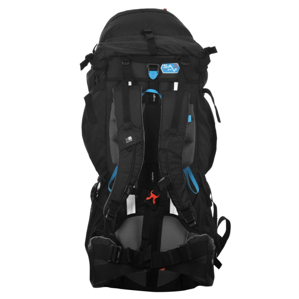 KARRIMOR Jaguar 65 Pack - BLACK