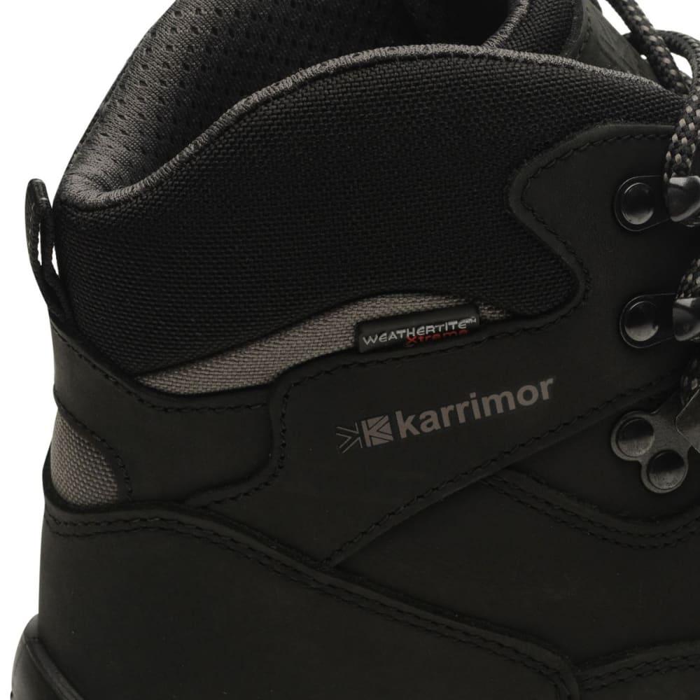 KARRIMOR Men's KSB Brecon Waterproof Mid Hiking Boots - CHARCOAL