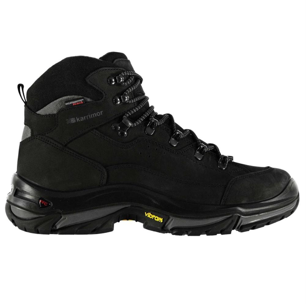 Karrimor Men's Ksb Brecon Waterproof Mid Hiking Boots - Black