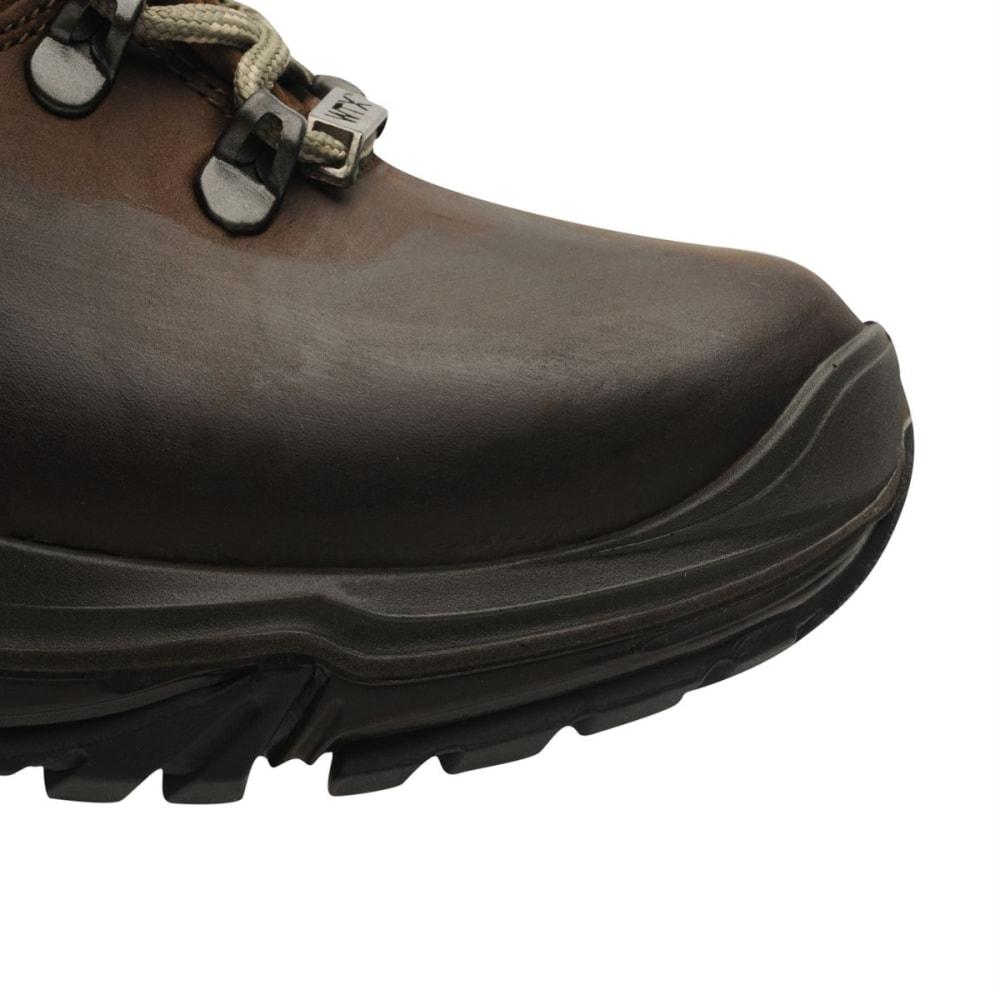 KARRIMOR Women's Cheviot Waterproof Mid Hiking Boots - BROWN