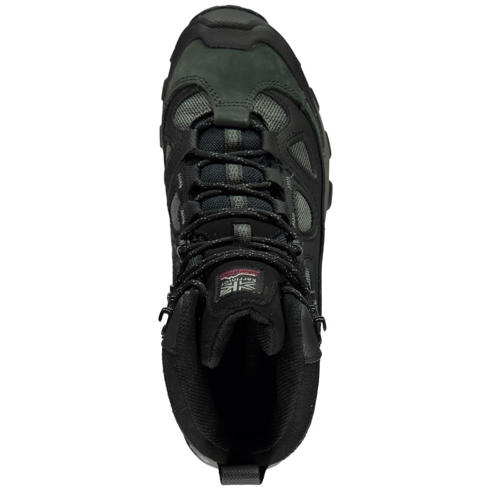 KARRIMOR Men's KSB Jaguar eVent Waterproof Mid Hiking Boots - BLACK