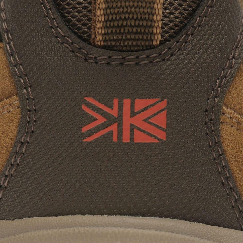 KARRIMOR Men's Mount Low Waterproof Hiking Shoes - TAUPE