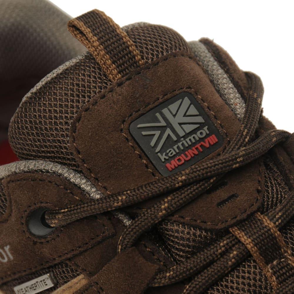 9f1b2997139 KARRIMOR Men s Mount Low Waterproof Hiking Shoes - Eastern Mountain ...