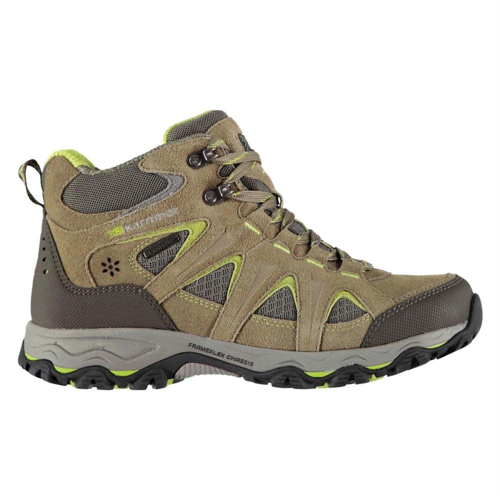 KARRIMOR Women's Mount Mid Waterproof Hiking Boots 7