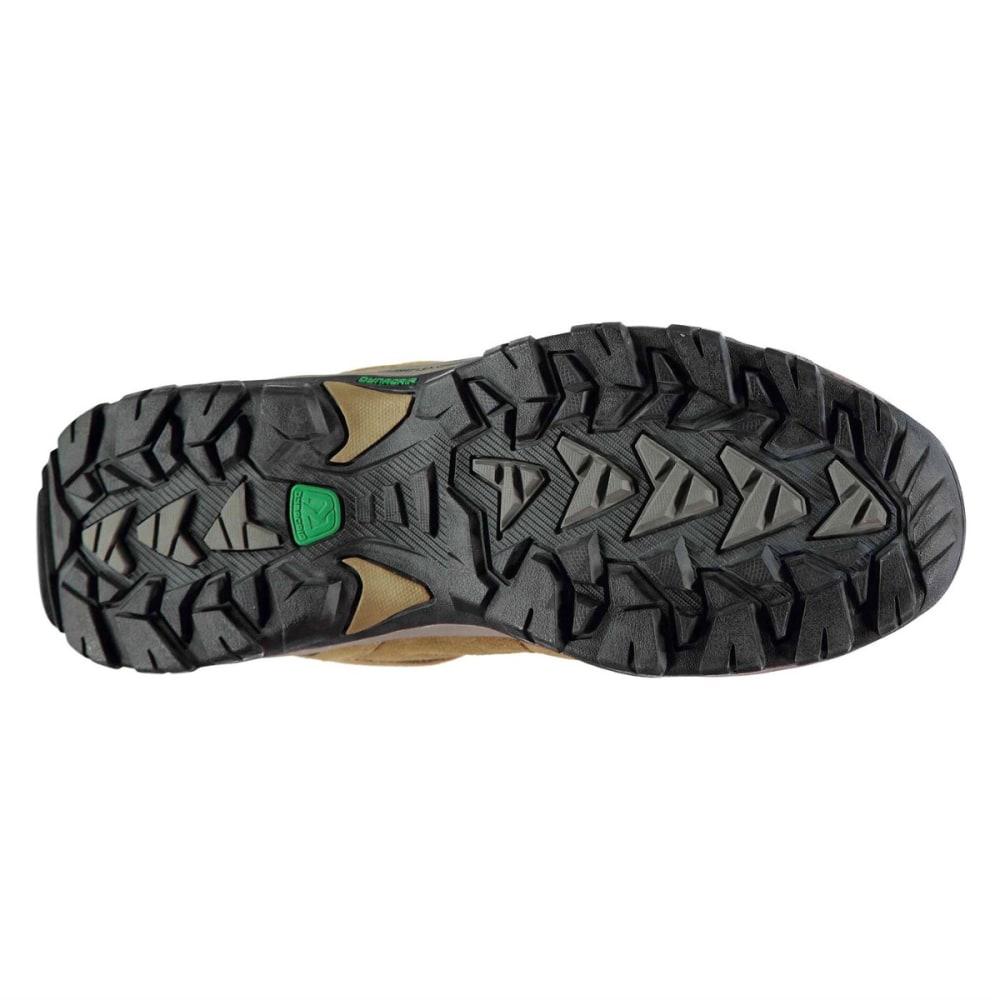 KARRIMOR Men's Mount Mid Waterproof Hiking Boots - TAUPE