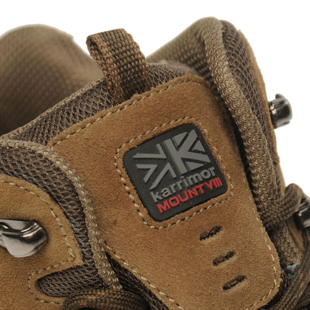 98cf326d08ae KARRIMOR Men s Mount Mid Waterproof Hiking Boots - Eastern Mountain ...